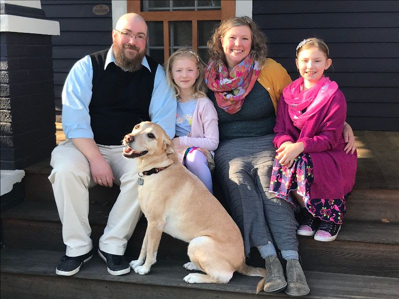 Meet Our Guests – The Hobson Family